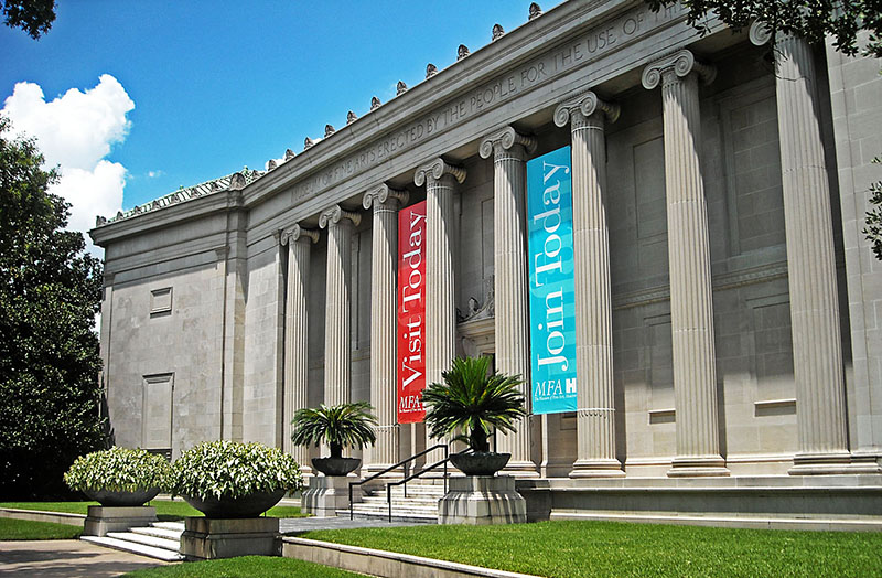 Museum of Fine Arts in Houston